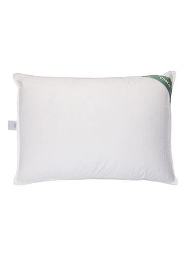 Chakra Pamuk Yastık 50*70 Beyaz